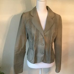 Apt. 9 khaki blazer.